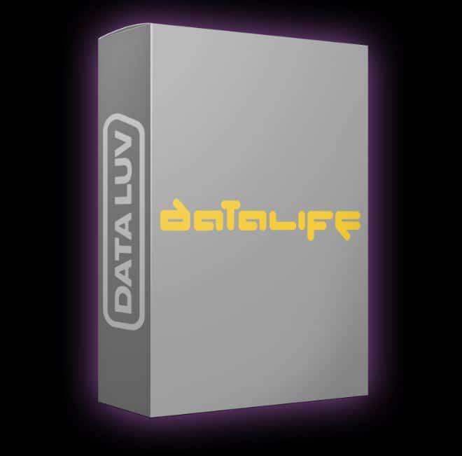Data Luv – Data Life Album Cover