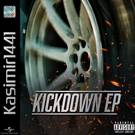 Kasimir1441 – Kickdown EP Album Cover