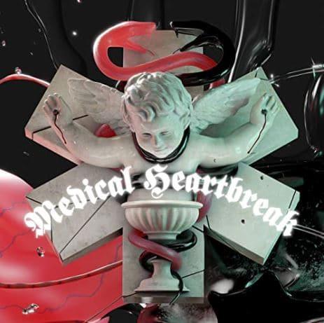 Monet192 – Medical Heartbreak Album Cover