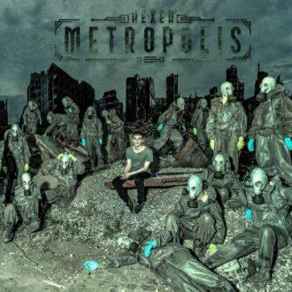 Hexer - Metropolis EP Cover