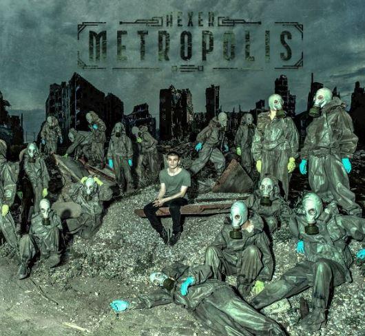 HeXer – Metropolis EP Album Cover