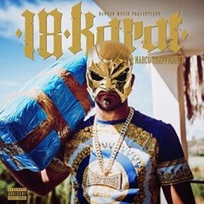 18 Karat – Narco Trafficante Album Cover