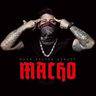 Bass Sultan Hengzt - Macho Album Cover1