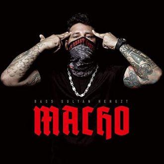 Bass Sultan Hengzt - Macho Album Cover1