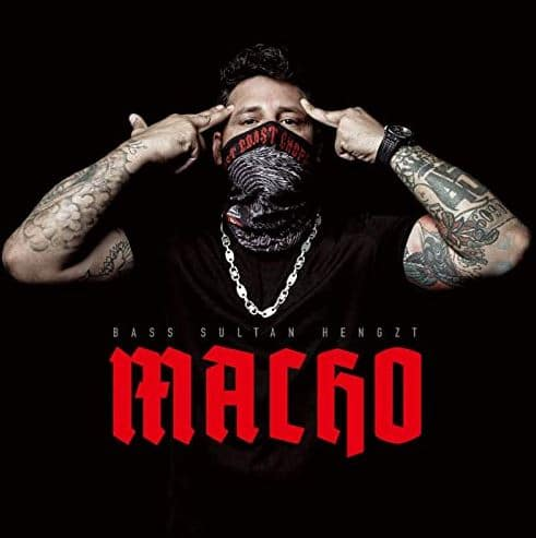 Bass Sultan Hengzt – Macho Album Cover