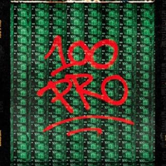 Bausa – 100 Pro Album Cover