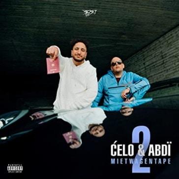 Celo & Abdi – Mietwagentape 2 Album Cover