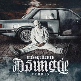 Ferris MC - Missglueckte Asimetrie Album Cover
