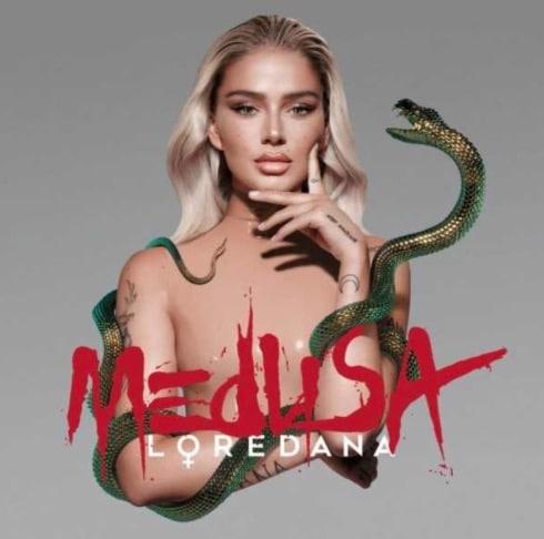 Loredana – Medusa Album Cover