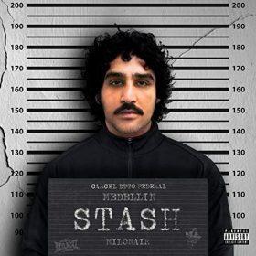 Milonair - Stash Album Cover