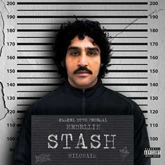 Milonair - Stash Album Cover