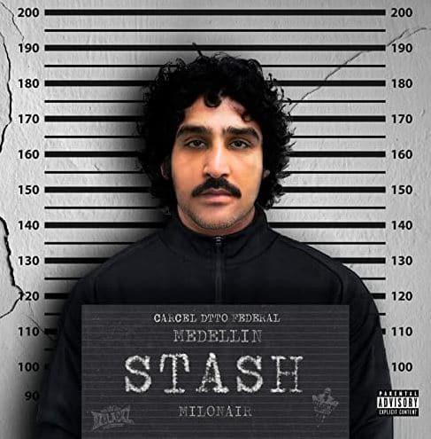 Milonair – Stash Album Cover