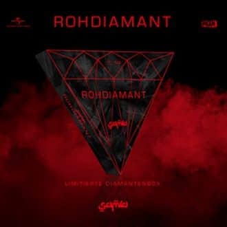 Samra - Rohdiamant Album Premium Cover
