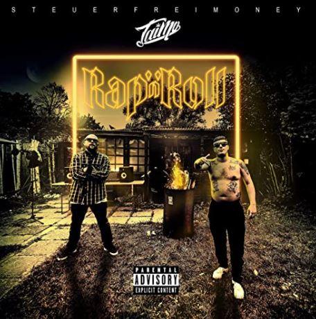 Taimo – Rap N Roll Album Cover