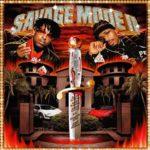 21 Savage x Metro Boomin - Savage Moon II Album Cover