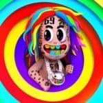 6ix9ine - TattleTales Album Cover