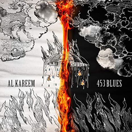Al Kareem - 453 Blues Album Cover