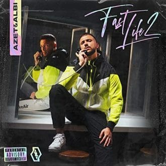 Azet x Albi - Fast Life 2 Album Cover