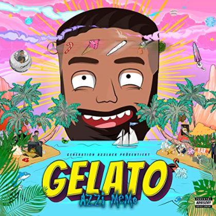 Azzi Memo – Gelato Album Cover