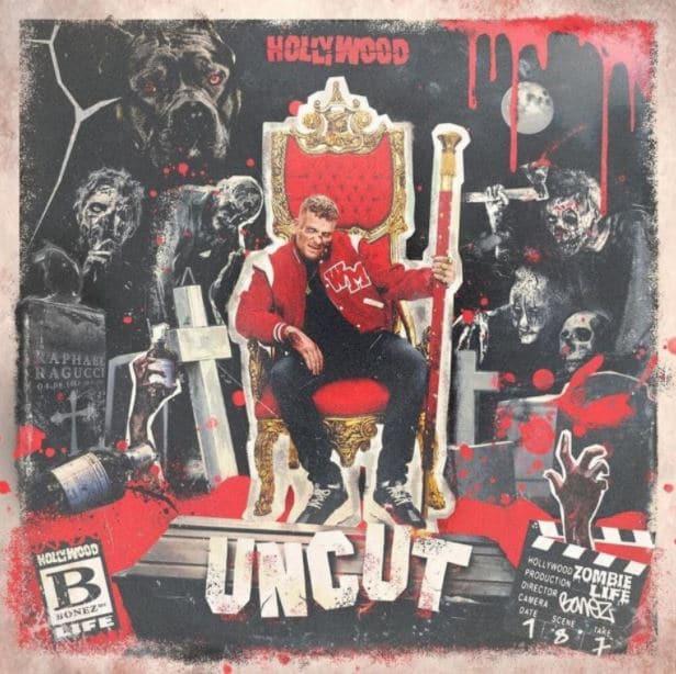 Bonez MC – Hollywood Uncut Album Cover
