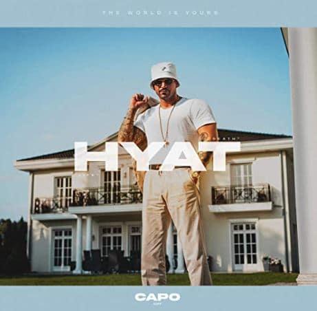 Capo – Hyat Album Cover