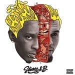 Chris Brown x Young Thug - Slime B Album Cover
