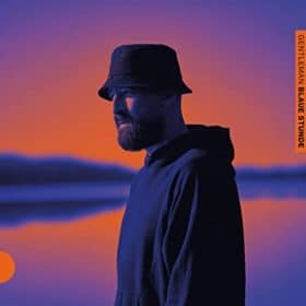 Gentleman - Blaue Stunde Album Cover