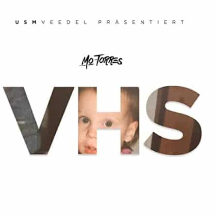 Mo-Torres – VHS Album Cover