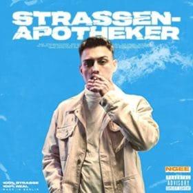Ngee - Strassenapotheker Mixtape Cover