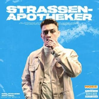 Ngee - Strassenapotheker Mixtape Cover