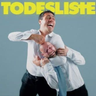 Audio88 x Yassin - Todesliste Album Cover