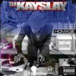 Dj Kay Slay - Homage EP Cover