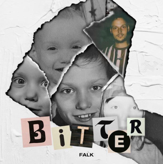 Falk – Bitter Album Cover