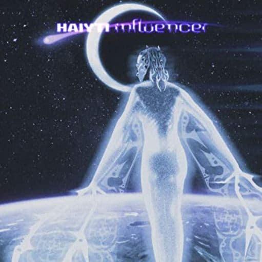 Haiyti – Influencer Album Cover