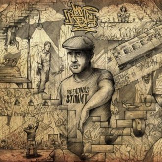 MC Rene - Irgendwas stimmt Album Cover