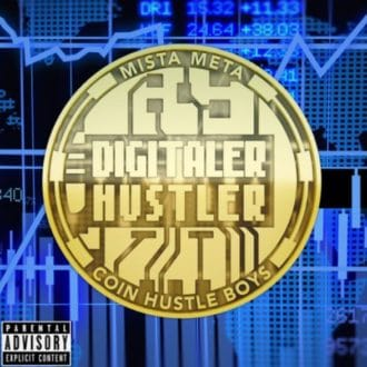 Mista Meta - Digitaler Hustler Album Cover