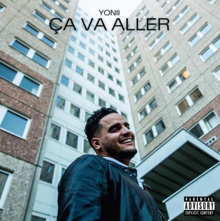 YONII – Ça Va Aller Album Cover