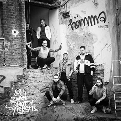 257ers – Hömma! Album Cover