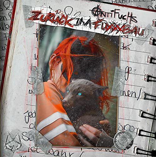 Antifuchs – Zurück im Fuxxxbau Album Cover