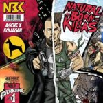 Asche x Kollegah - Natural Born Killers Album Cover