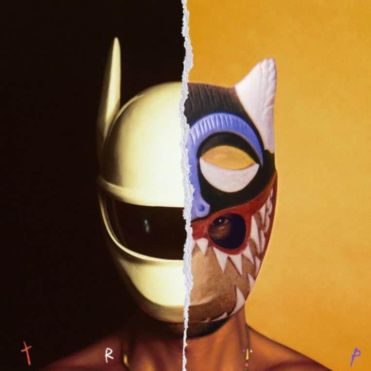 Cro – T.R.I.P. Album Cover