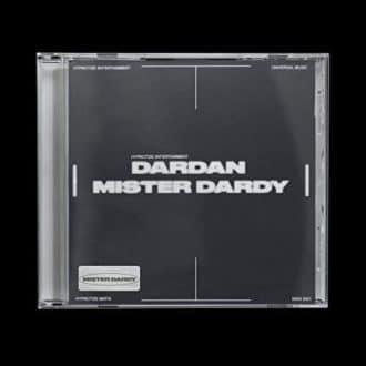 Dardan - Mister Dardy Vorabcover