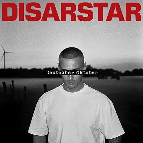 Disarstar – Deutscher Oktober Album Cover