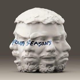 Monet192 - Four Seasons Album Cover