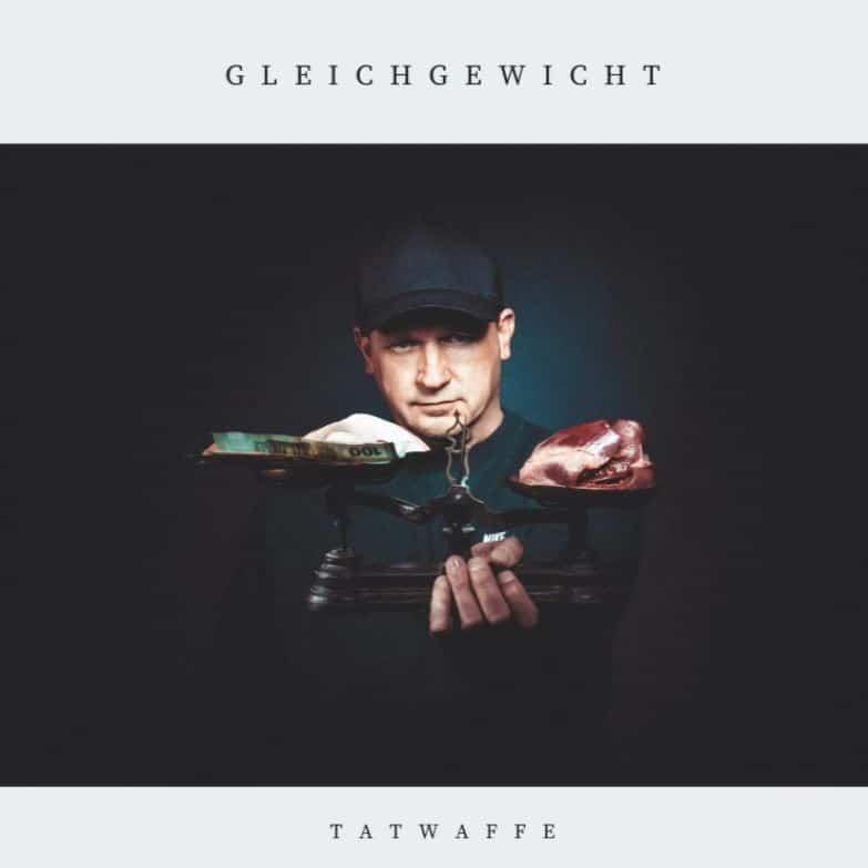 Tatwaffe – Gleichgewicht Album Cover
