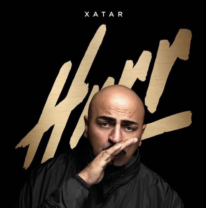 Xatar – Hrrr Album Cover