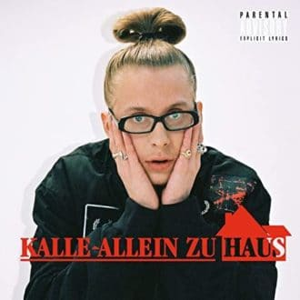 Yin Kalle - Kalle allein zu Haus Mixtape Cover