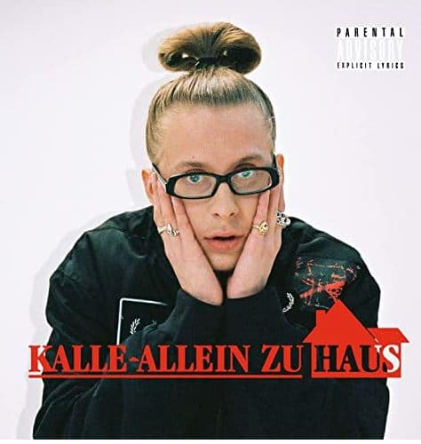 Yin Kalle – Kalle allein zu Haus Album Cover