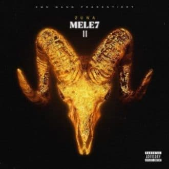 Zuna - Mele7 2 Album Cover