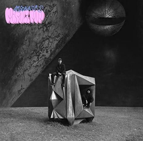 Argonautiks – Paroli Pop Album Cover